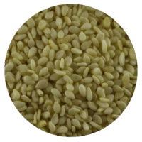 Sesamsaat weiß - geschält 150g